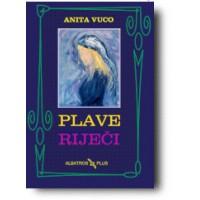 """""""Plave riječi""""- Anita Vuco"""