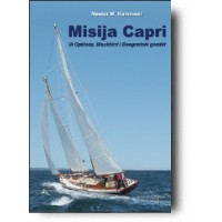 Misija Capri, ili Opklada, Blackbird i Beogradski gambit - Nestor M. Kaminski