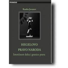 Hegelovo pravo naroda - Rastko Jovanov